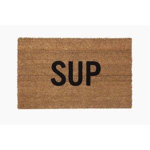 u201cSupu201d Doormat