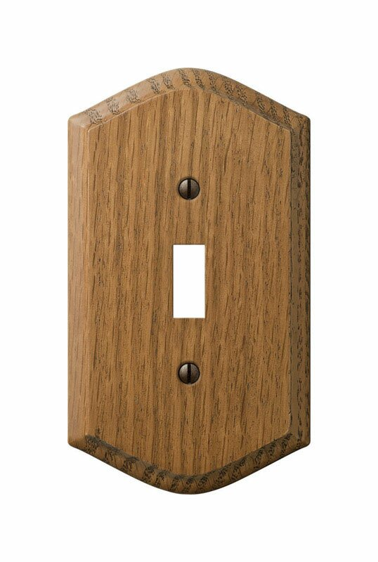 Amerelle Country 1 Gang Toggle Light Switch Wall Plate Wayfair