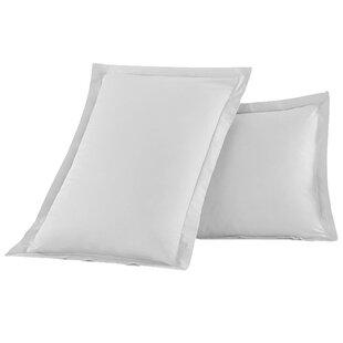 Clipper 100% Brushed Microfiber Pillow Sham (Set of 2)