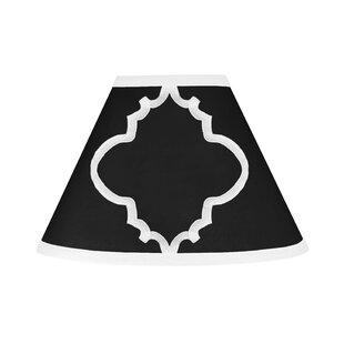 Trellis 10 Brushed Microfiber Empire Lamp Shade