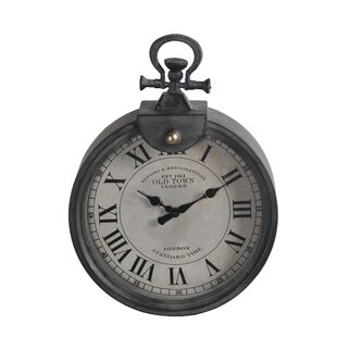 Greenland 11 Wall Clock by Williston Forge