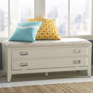 Mercury Row Darrow Upholstered Storage Be..