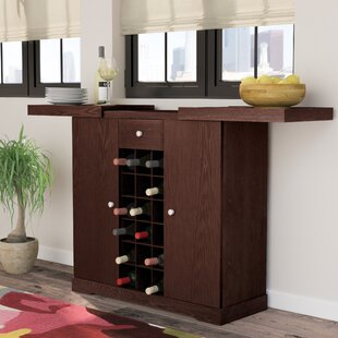 Vitiello Bar with Wine Storage