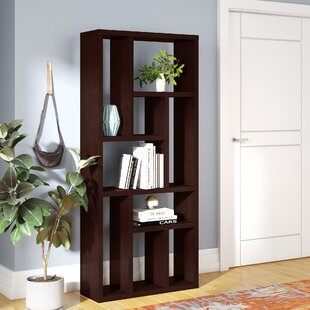 Bauch Multi Tier Geometric Bookcase