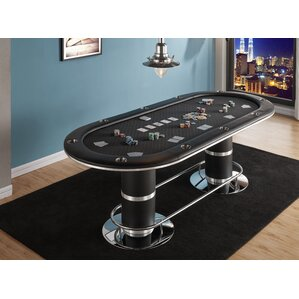 10 Person Poker Table | Wayfair