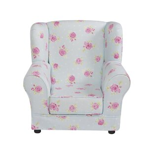 Country Flowers Wing Chair by Churchfield Sofa Bed