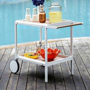 Brayden Studio Kayle Bar Cart