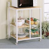 Philippe Kitchen Cart by Winston Porter