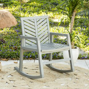Linda Rocking Chair By Longshore Tides