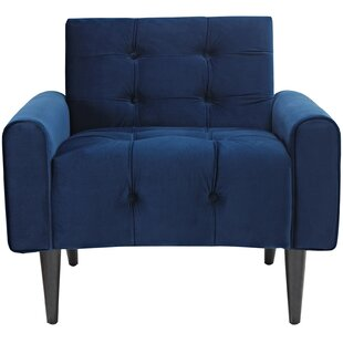 Perry Velvet Armchair