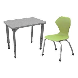 Classroom Chair U0026 Desk Sets Youu0027ll Love In 2019   Wayfair