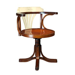 Authentic Models Purser's Low-Back Bankers Chair