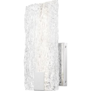 Inexpensive Rencher 1-Light LED Bath Sconce By Orren Ellis