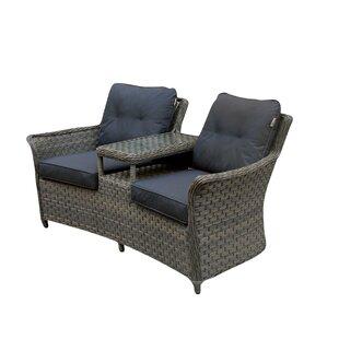 Graciela 2 Seater Rattan Conversation Set By Sol 72 Outdoor