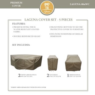 East Village Protective 5 Piece Cover Set