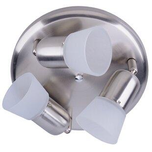Canarm 5 Series 3-Light Flush Mount