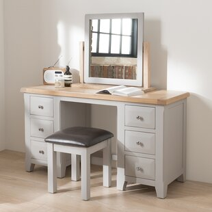 Limestone Creek Dressing Table By Beachcrest Home