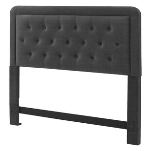 Amery Upholstered Panel Headboard by Elle Decor