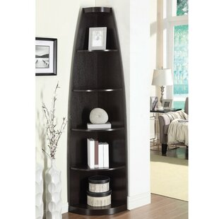 Wallen Corner Bookcase by Breakwater Bay