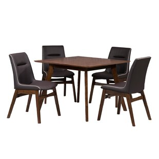 Phyllis 5 Piece Dining Set