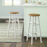 Oakgrove Bar & Counter Stool (Set of 2) by Andover Mills™