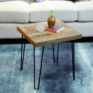 Cybulski End Table by Will..
