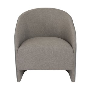 Conor Barrel Chair by Wade Logan