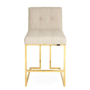 Jonathan Adler Goldfinger Counter Stool