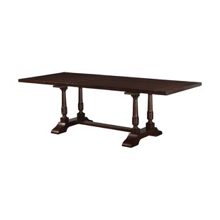 Hawkinson Extendable Dining Table Alcott Hill