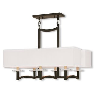 Latitude Run Amenia 6-Light Kitchen Island Pendant