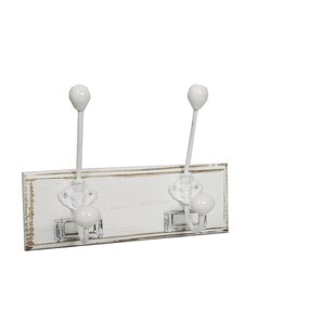 Isabell Wall Mounted Coat Rack By Lily Manor