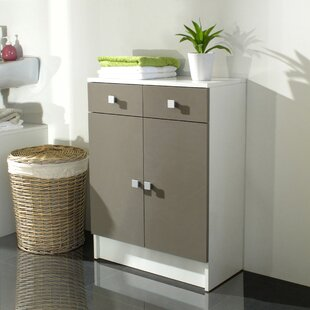 60 X 81.5cm Free Standing Cabinet By Mercury Row