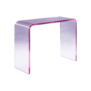 Superb Waterfall Console Table