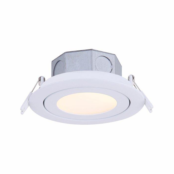 purchase cheap 4d4fb 9d7e0 Retrofit Downlight LED Recessed Lighting Kit