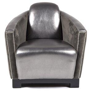 Woody Barrel Chair by Loni M Designs