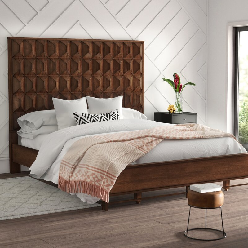 Mercury Row Mccaskill Standard Bed Reviews Wayfair