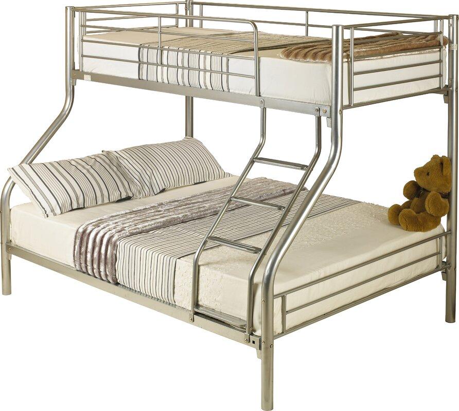 paris triple sleeper bunk bed