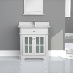 Conner 32 Single Bathroom Vanity Set by Rosecliff Heights