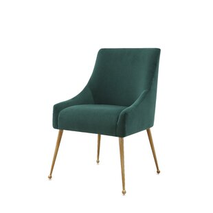 Upholstered Dining Chair by Meelano Great Reviews