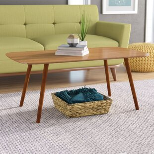 Affordable Price Creenagh Coffee Table by Langley Street