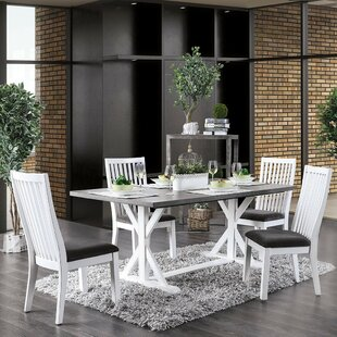 Day 5 Piece Dining Set by Rosecliff Heights