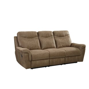 Mehar Manual Motion Reclining Sofa by Orren Ellis