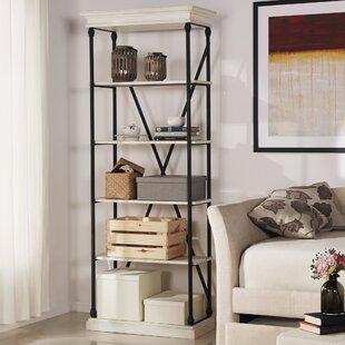Poynor Etagere Bookcase