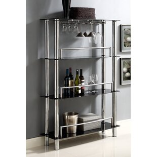 Harlingen Floor Wine Bottle Rack by Hazel..
