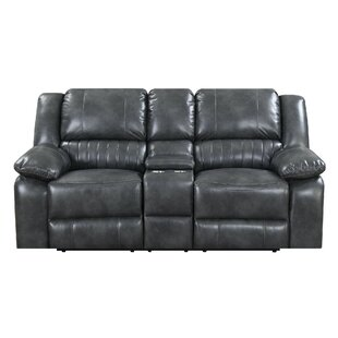 Sherrod Motion Loveseat by Red..