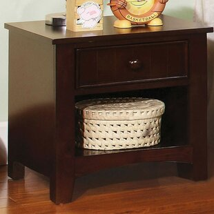 Reaves 1 Drawer Nightstand