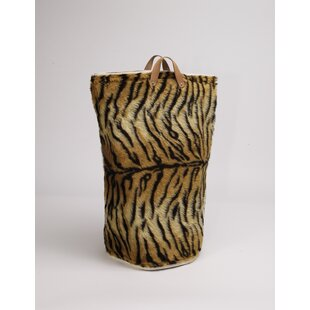 Tiger Laundry Bag By Happy Larry