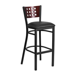 Compare & Buy Gwen Bar Stool by Ebern Designs Reviews (2019) & Buyer's Guide