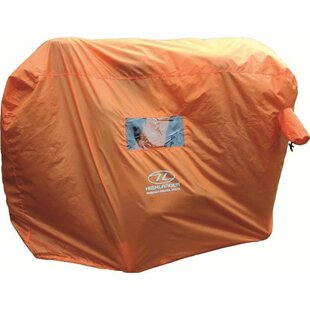Emergency Shelter 5 Person Tent With Carry Bag By Highlander