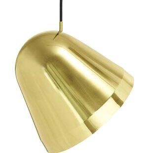 Nyta Tilt 1-Light Bowl Pendant
